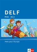 DELF Prim A1.1, m. Audio-CD