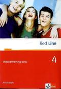 Red Line: Klasse 8, Vokabeltraining aktiv; Bd.4