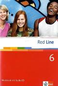 Red Line: Klasse 10, Workbook m. Audio-CD; Bd.6