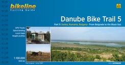 Bikeline Cycling Guide Danube Bike Trail - Pt.5