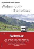 Wohnmobil-Stellplätze: Schweiz; Bd.26