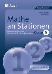 Mathe an Stationen, Klasse 9
