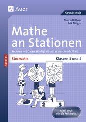 Mathe an Stationen Spezial Stochastik, Klassen 3 und 4
