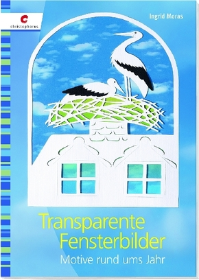 Transparente Fensterbilder