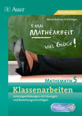 Klassenarbeiten Mathematik 5, m. CD-ROM