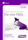 Grammatik zum Anfassen - Die vier Fälle