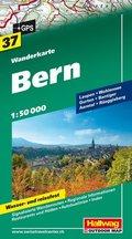 Hallwag Outdoor Map Bern