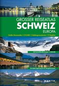 Grosser Reiseatlas Schweiz, Europa