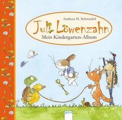 Juli Löwenzahn, Mein Kindergarten-Album