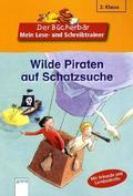 Mein Lese- und Schreibtrainer - Wilde Piraten auf Schatzsuche