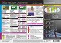 Kanäle, Frequenzen & Funksysteme, Info-Tafel