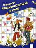 Supercooler Kreuzworträtselspaß für Kinder