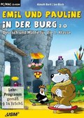 Emil und Pauline in der Burg 2.0, 1 CD-ROM