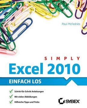 Simply Excel 2010 - Einfach los