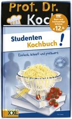 Studenten Kochbuch!, m. Schürze