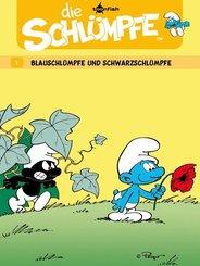 Die Schlümpfe - Blauschlümpfe und Schwarzschlümpfe
