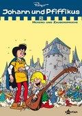 Johann und Pfiffikus - Hexerei und Zaubersprüche