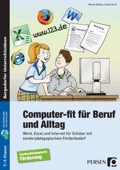 Computer-fit für Beruf und Alltag, m. CD-ROM