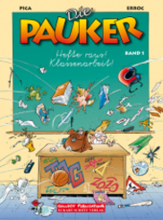 Die Pauker - Hefte raus, Klassenarbeit!