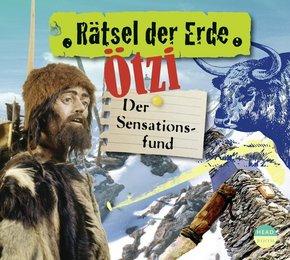 Ötzi, 1 Audio-CD