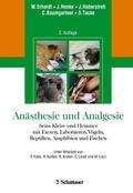 Anästhesie und Analgesie beim Klein- und Heimtier