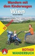 Rother Wanderbuch Wandern mit dem Kinderwagen, Wien