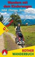 Rother Wanderbuch Wandern mit dem Kinderwagen, Inntal, Chiemgau, Berchtesgaden