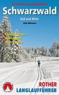 Rother Langlaufführer Schwarzwald Süd und Mitte