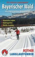 Rother Langlaufführer Bayerischer Wald mit angrenzendem Böhmerwald