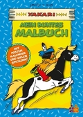 Yakari: Mein buntes Malbuch