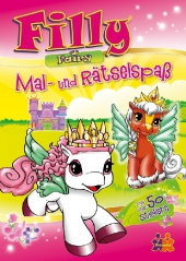 Filly Fairy - Mal- und Rätselspaß
