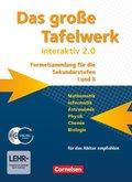 Das große Tafelwerk interaktiv 2.0, Westliche Bundesländer, m. CD-ROM