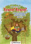 Lesen! Lesen!: Erzähltexte und Erarbeitungen zum Leseverständnis, Schwerpunkt 4. Schuljahr