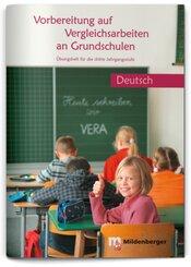 Vorbereitung auf Vergleichsarbeiten an Grundschulen - Deutsch