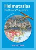 Heimatatlas: Mecklenburg-Vorpommern, Neubearbeitung