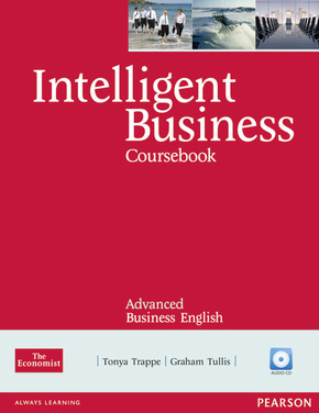 Intelligent Business, Advanced: Course Book, w. Audio-CD