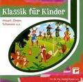 Klassik für Kinder, 1 Audio-CD