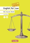 English for Law, Coursebook m. 2 Audio-CDs