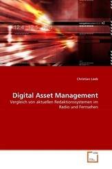 Digital Asset Management (eBook, PDF)