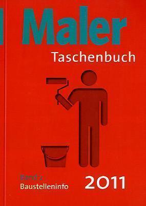 Maler-Taschenbuch 2011
