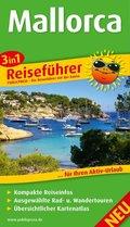 3in1-Reiseführer Mallorca