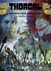 Thorgal - Die Schlacht von Asgard