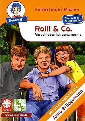 Benny Blu: Rolli & Co.; Bd.269