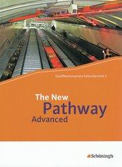 The New Pathway Advanced: Schülerbuch, m. CD-ROM