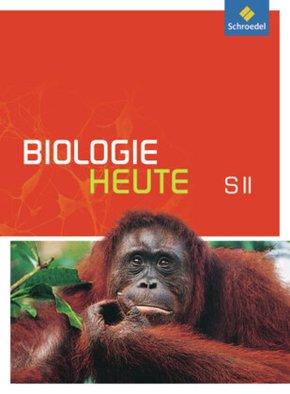 Biologie heute SII, Allgemeine Ausgabe 2011: Schülerband, m. CD-ROM
