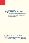 Hugo Boss, 1924-1945