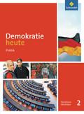 Demokratie heute, Ausgabe 2010 für Nordrhein-Westfalen: Schülerband 7/8