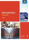 Demokratie heute, Ausgabe 2010 für Nordrhein-Westfalen: Schülerband 9/10