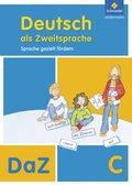Deutsch als Zweitsprache - Sprache gezielt fördern, Ausgabe 2011: Arbeitsheft C