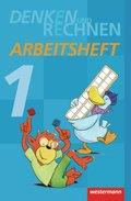 Denken und Rechnen, Ausgabe 2011: 1. Schuljahr, Arbeitsheft